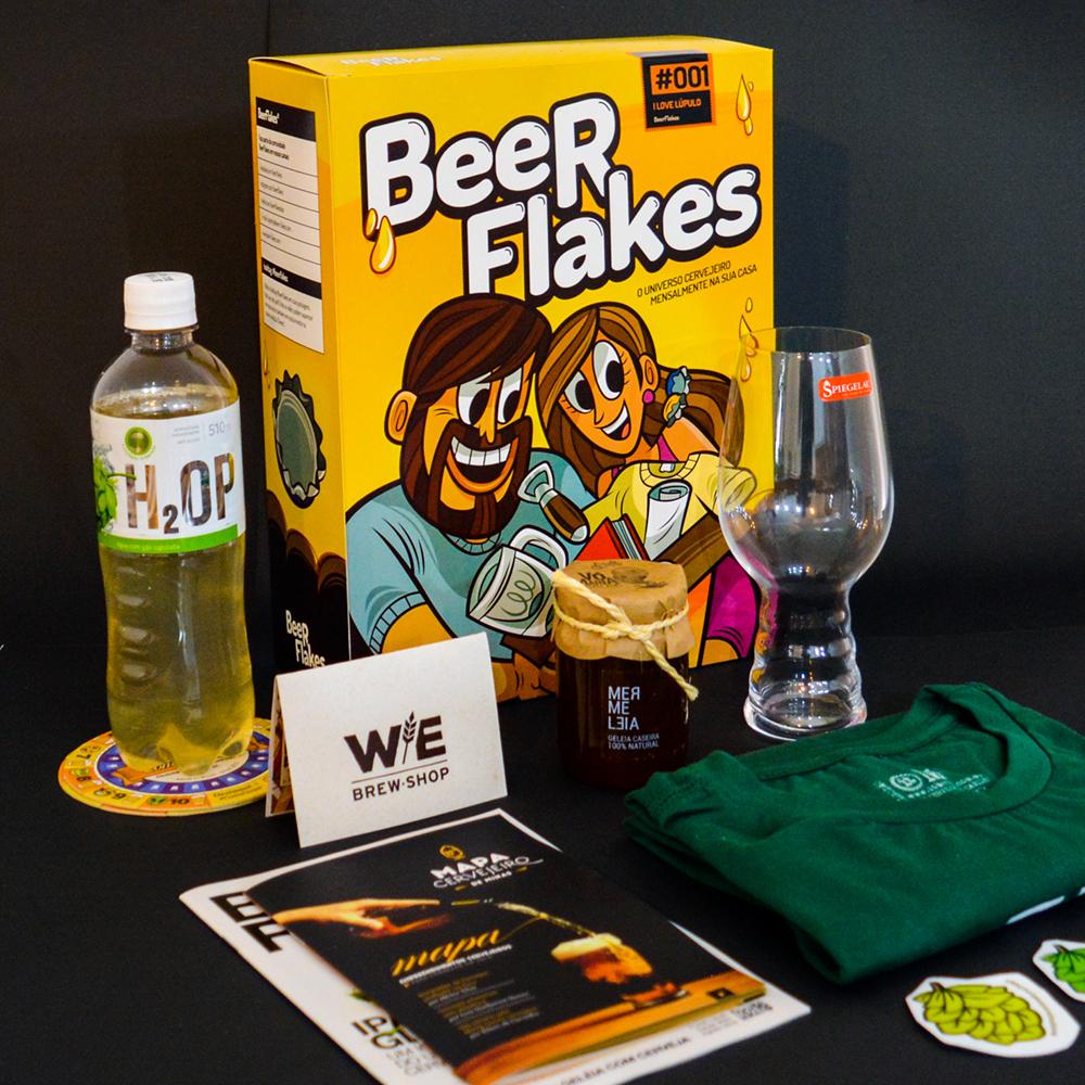 Os atrativos da edição de estreia do BeerFlakes (Foto: Divulgação)