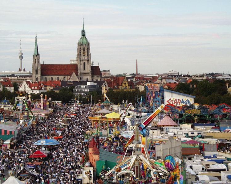 Oktoberfest-Munique