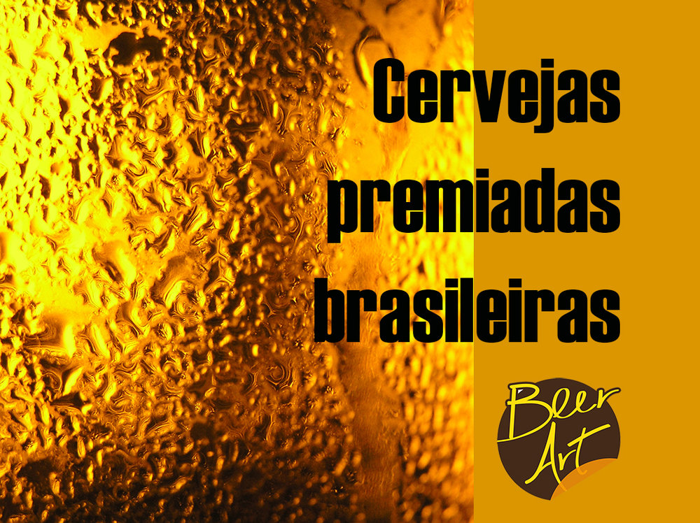 A Beer Art fez levantamento sobre todas medalhas obtidas por cervejas brasileiras em concursos continentais e mundiais entre 2007 e agosto/2016