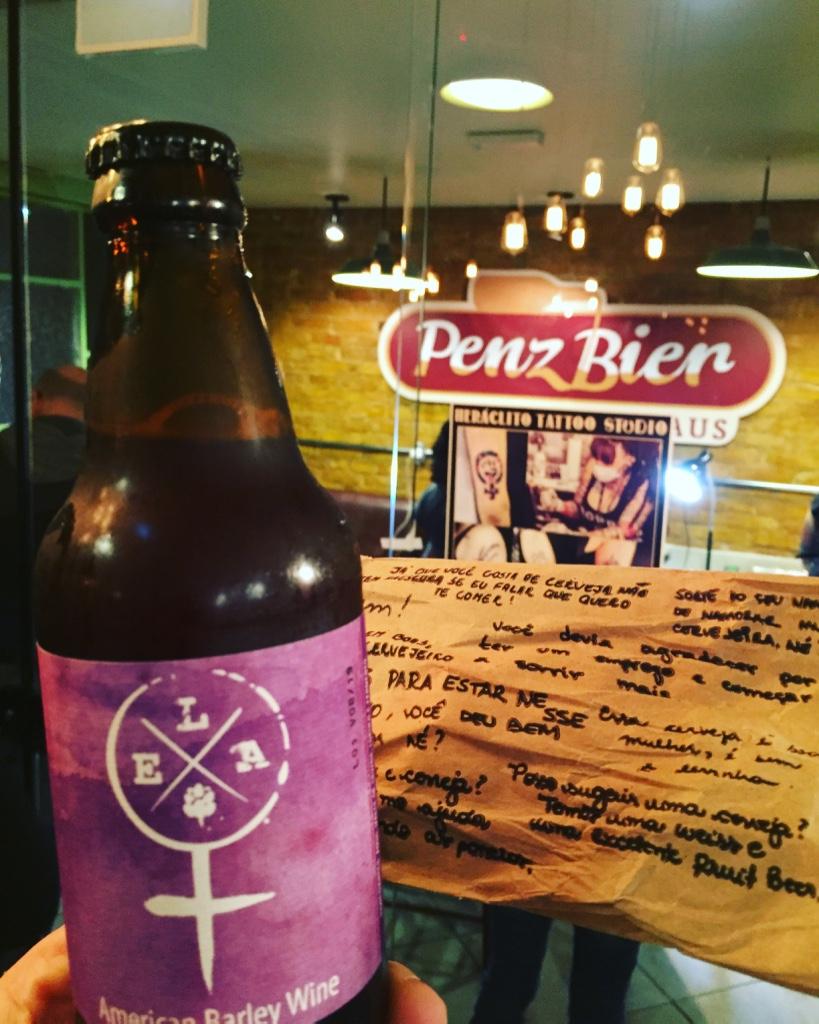 Embalagem traz relatos de machismo cervejeiro (Fotos: Altair Nobre/Beer Art)