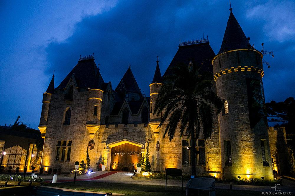 A história do Castelo de Itaipava começa em 1910, com o início de sua construção pelo Barão J. Smith de Vasconcellos (Foto: Hugo Carneiro/Divulgação)