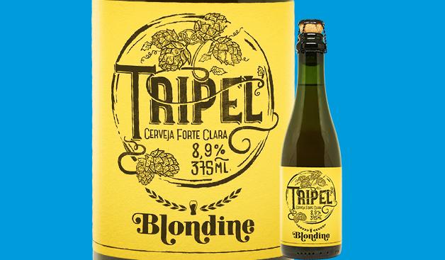 A Tripel da Blondine éuma opção para os apreciadores de cerveja de guarda (Foto: Divulgação)