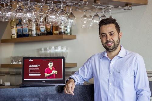 Renato Almeida se especializou em automatização da gestão do segmento de bares e restaurantes (Foto: Divulgação)
