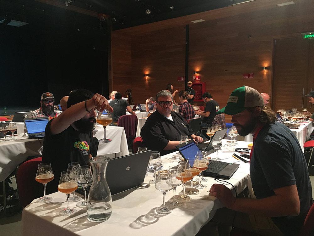 2º dia de avaliação na Copa Cervezas de América 2016 (Foto: Divulgação)
