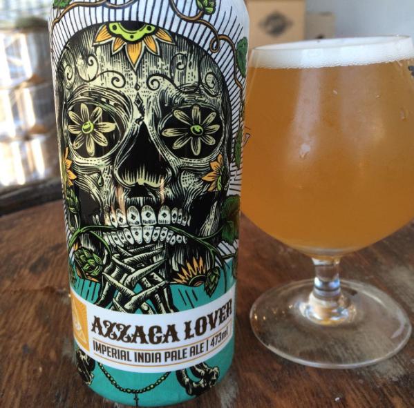 Cerveja, com 8,5% de teor alcoólico e 85 IBUs de amargor, chega no formato de lata (Foto: Divulgação)