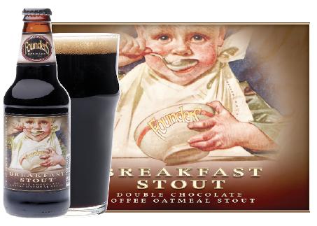Breakfast Stout é um dos rótulos mais celebrados da cervejaria norte-americana (Foto: Divulgação)