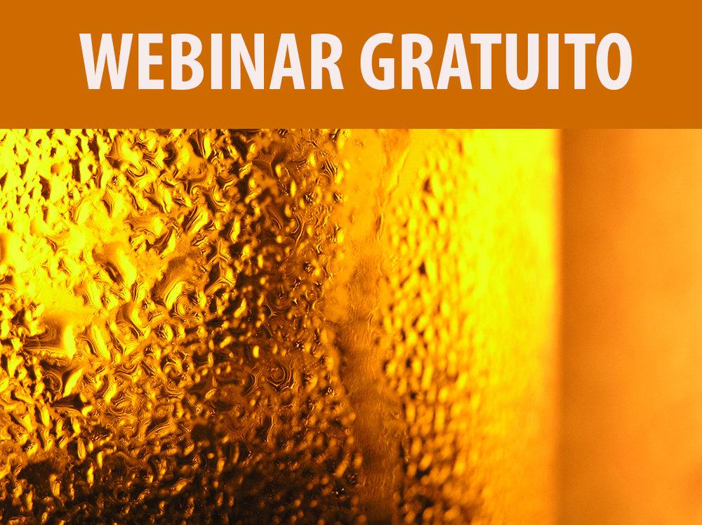 O webinar ocorre em 12 de Outubro, às 20h, e as inscrições são  neste link (Foto: Divulgação)