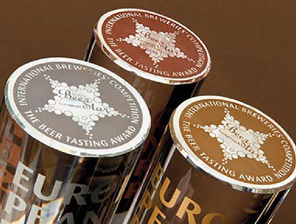 Cerimônia de premiação da European Beer Star 2016 está programada para 9 de novembro (Foto: Divulgação)