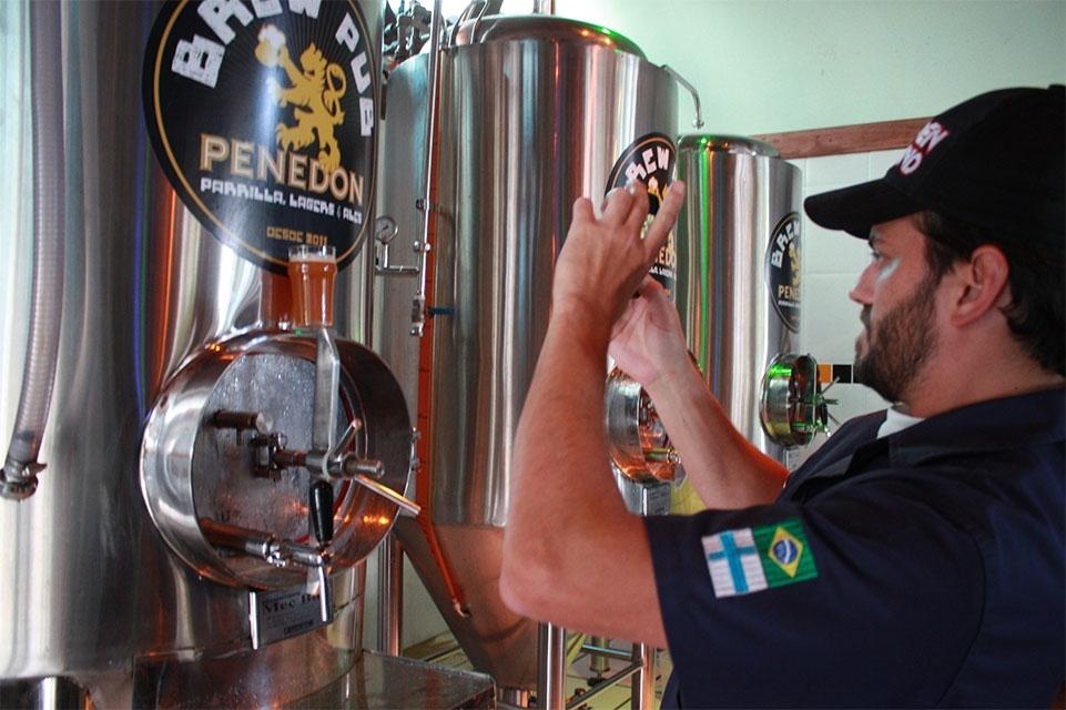 Penedon, revelação no Mondial de 2014, é uma das cervejarias reunidas pela ação da Firjan (Foto: Divulgação)