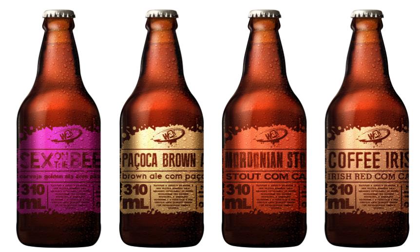 Entre as mais de 1,5 mil receitas inscritas, destacam-se cervejas criativas com ingredientes como pêssego, paçoca, caju e café (Foto: Divulgação)