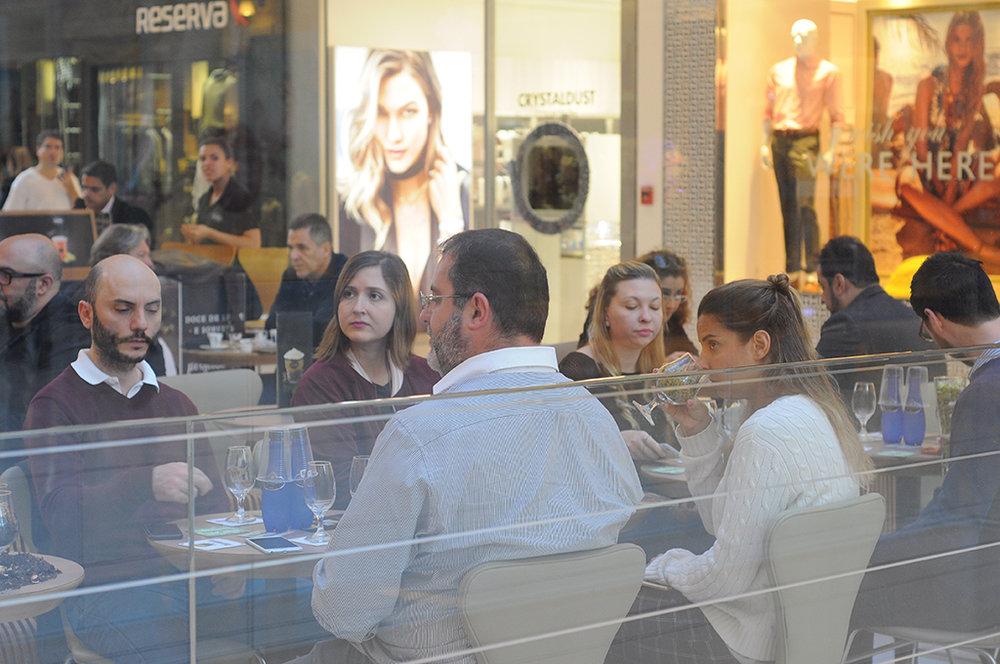 Encontro Cervejas e Sorvetes aconteceu na loja Freddo do JK Iguatemi.JPG