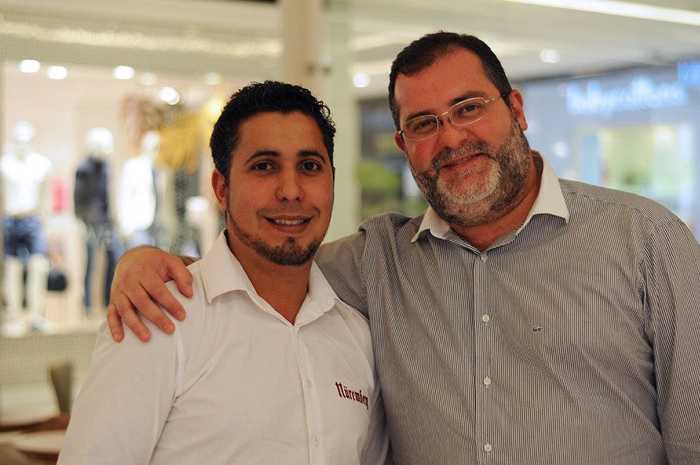 Tiago Silva e Cláudio Oliveira, do blog Cervejolândia.jpg