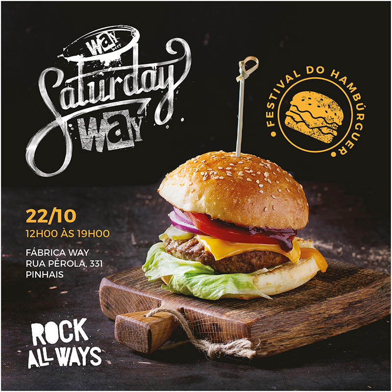 Saturday-Way-Hamburguer