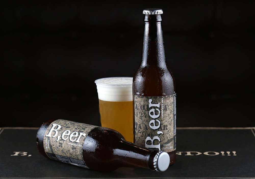 B,eer tem 30 IBU, com lúpulos Columbus e Citra, e 5% de teor alcoólico (Foto: Divulgação)