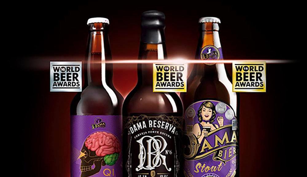 Evento é uma oportunidade de degustar algumas das cervejas premiadas da cervejaria paulista, como a QI e a Stout (Foto: Divulgação)
