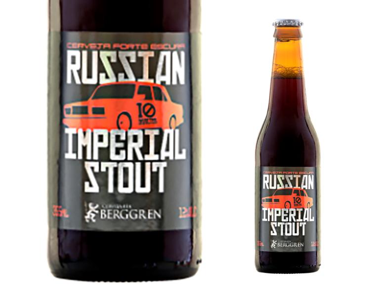 Com 12% de teor alcoólico e amargor de 70 IBUs, a nova cerveja da Berggren é faz parte de uma estratégia de expansão da linha (Foto: Divulgação)