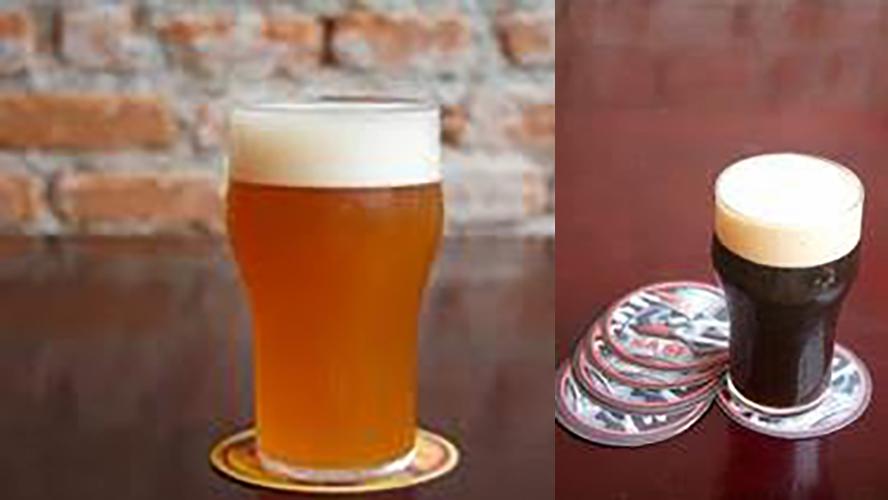 Para o Dia das Bruxas, a receita exclusiva é a Abóbora Braba, uma Pumpkin Ale, e para o Dia do Saci, a Stout Sa'Si Batizado (Fotos: Divulgação)