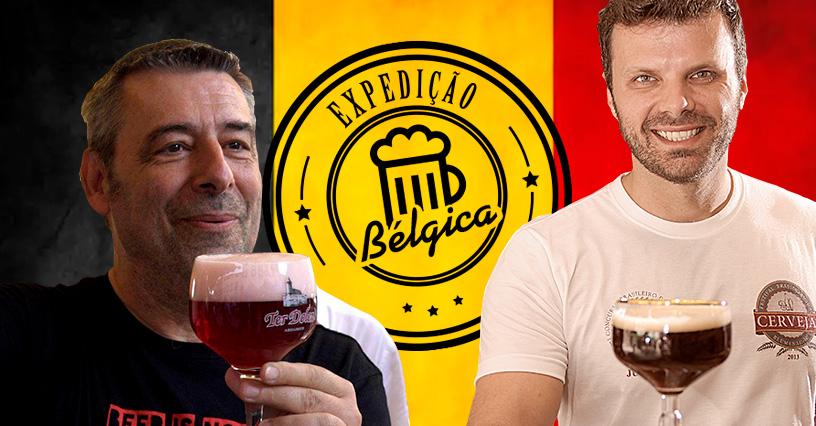 Lorenzo Dabove, o Kuaska,um dos maiores especialistas em cerveja belga no mundo, terá como intérprete o sommelier Douglas Merlo (Foto: Divulgação)
