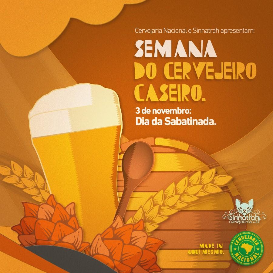 Programação inclui concurso em que o vencedor poderá produzir sua cerveja de forma colaborativa com a Cervejaria Nacional (Foto: Divulgação)