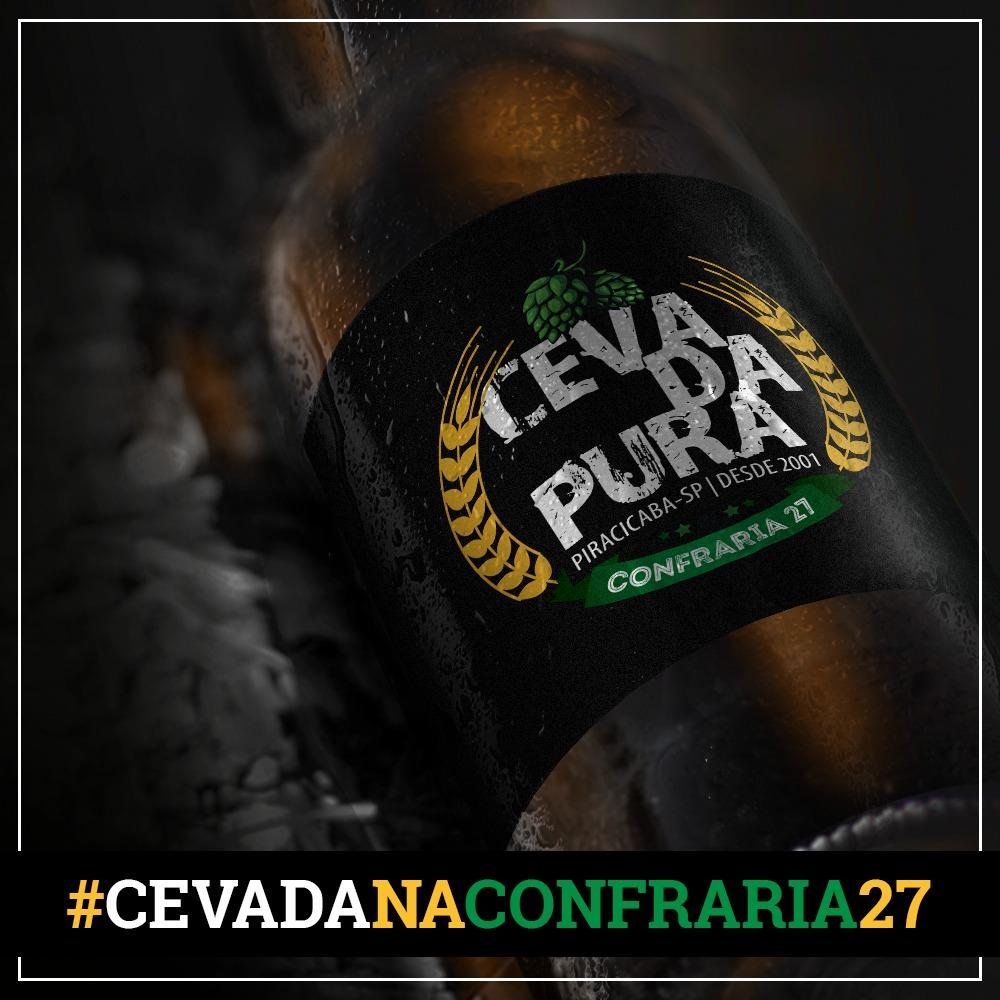 O grupo Confraria27 surgiu para juntar cervejeiros de várias partes do país para, todo mês, no dia 27, experimentar e compartilhar suas impressões sobre um dos muitos estilos de cerveja, por meio do Instagram (Foto: Divulgação)