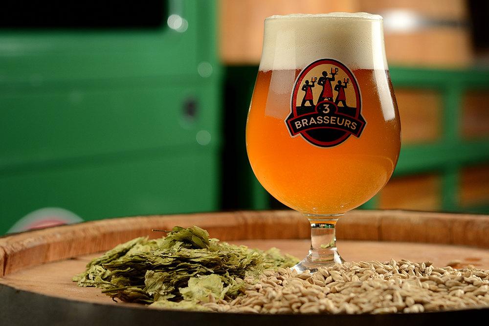A cerveja, da escola inglesa, tem uma base bem maltada graças a ao uso do malte Abbey (Foto: Divulgação)