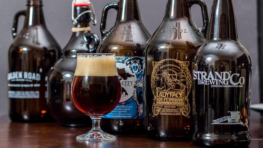 Novidade foi idealizada para os cervejeiros que gostam de encher seus growlers e levar chopes frescos para casa (Foto: Divulgação)