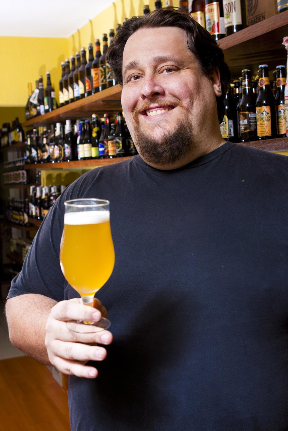 Ronaldo Rossi, o idealizador do BeerCON (Foto: Divulgação)