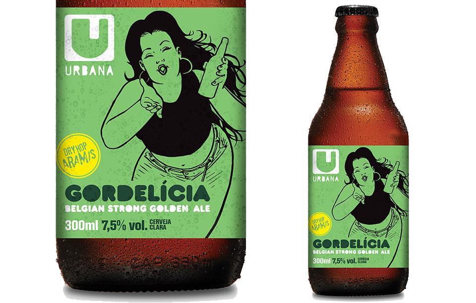 Gordelícia Aramis, uma Belgian Strong Golden Ale com adição de lúpulo francês. é uma das novidades da Urbana (Foto: Divulgação)