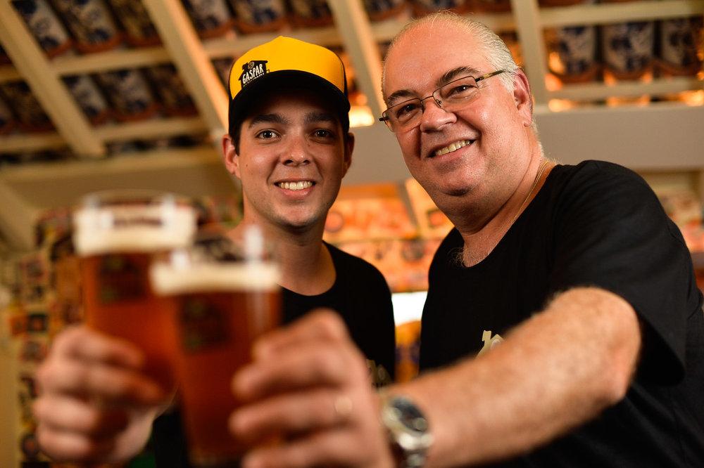 O Lagoa Bier Fest é uma oportunidade de conhecer cervejas de marcas como a Gaspar Family Brew (Foto: Bruno de Lima/Divulgação)