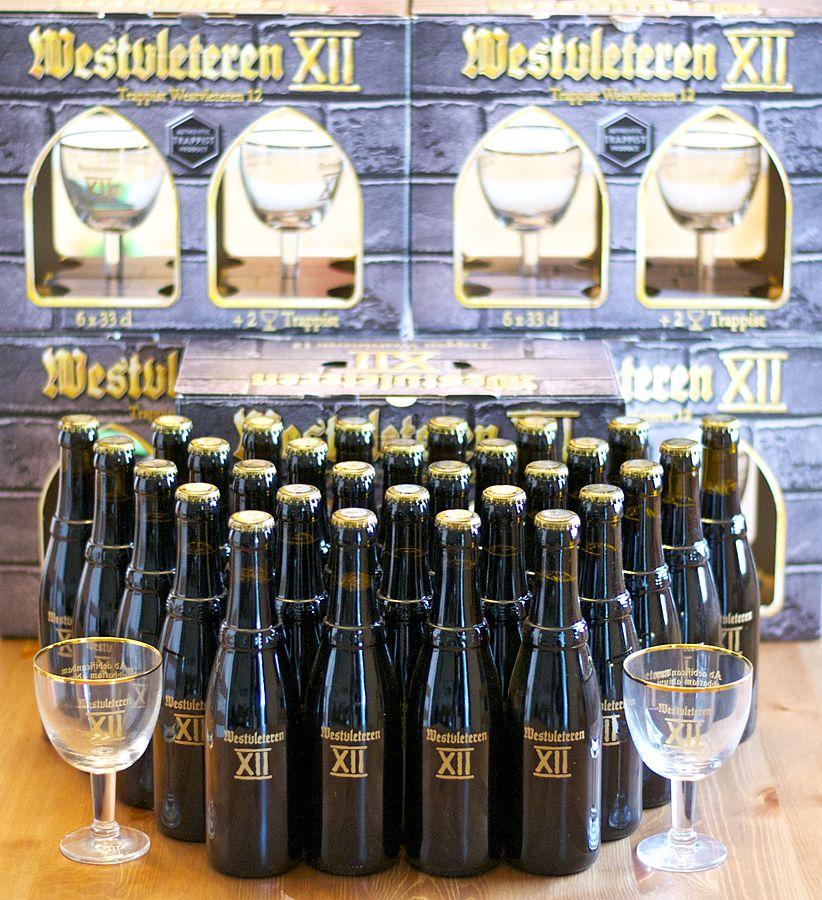 Visita à cervejaria Westvleteren, na Bélgica, é um dos destaques do roteiro (Foto: Divulgação)