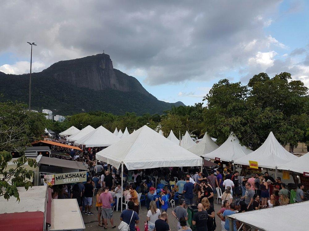 Sucesso da festa no penúltimo fim de semana de novembro garantiu mais três dias de evento no fim do mês (Foto: Divulgação)