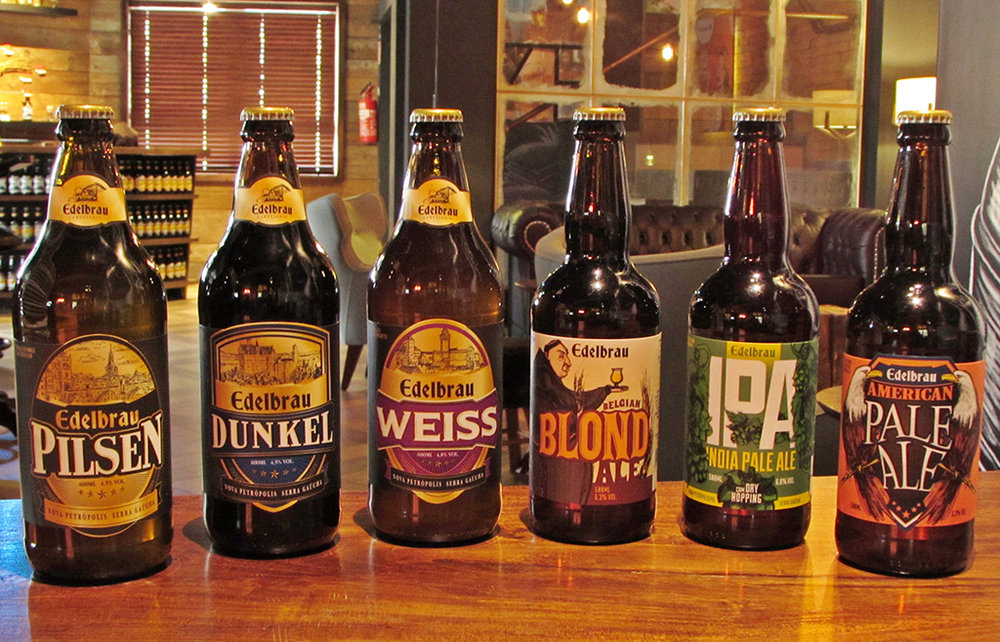 Reformulação no design dos rótulos tem a ver com a abertura da cerveja a outras escolas, além da germânica (Foto: Divulgação)