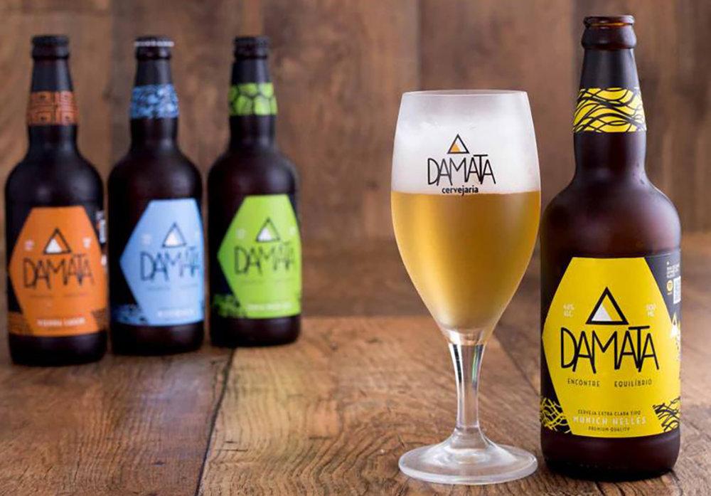 A nova cerveja vem se juntar aos três estilos da cervejaria já presentes no mercado: IPA, Vienna Lager e Witbier (Foto: Divulgação)