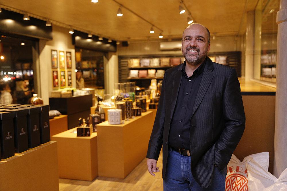Adilson Altrão, diretor executivo da Schornstein (Foto: Daniel Zimmermann/Divulgação)
