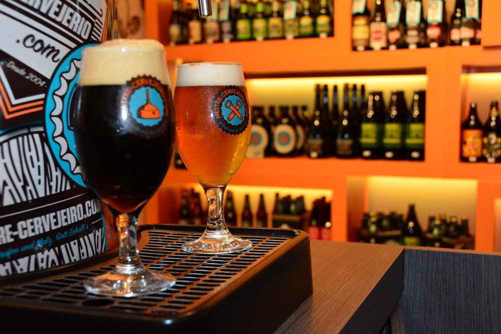 """Iniciativa éda loja Mestre-cervejeiro.com de Florianópolis e do movimento """"Eu bebo cerveja local"""" (Foto: Divulgação)"""