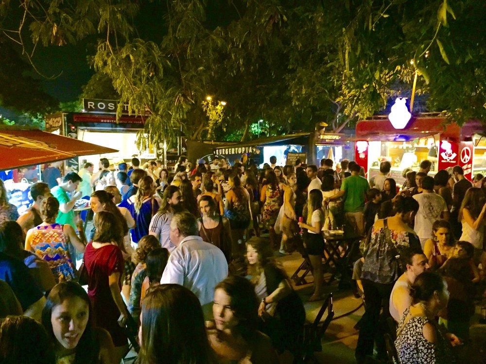 Evento já passou pela Lagoa Rodrigo de Freitas e pelo Aterro do Flamengo (Foto: Divulgação)