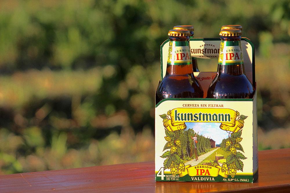 Cerveja usa três tipos de lúpulo (Foto: Divulgação)