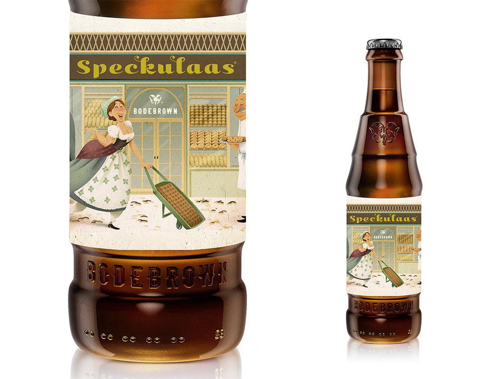 Esta criação da cervejaria de Curitiba (PR) tem como base a Belgian Dubbel com açúcar mascavo, trigo e especiarias utilizadas na iguaria de Natal (Foto: Divulgação)