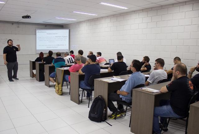 Entre os dias 9 e 28 de janeiro de 2017 são oferecidos sete cursos concentrados na ESCM (Foto: Divulgação)