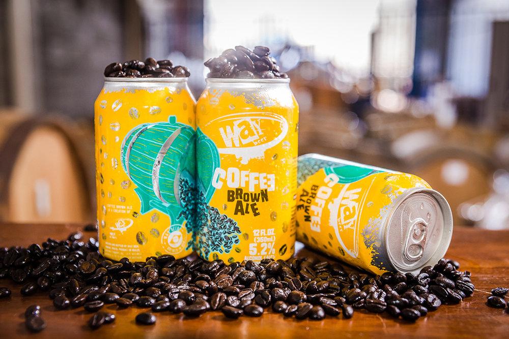Com uma forma peculiar de produção, a cerveja é desenvolvida com café orgânico brasileiro (Foto: Priscilla Fiedler/Divulgação)