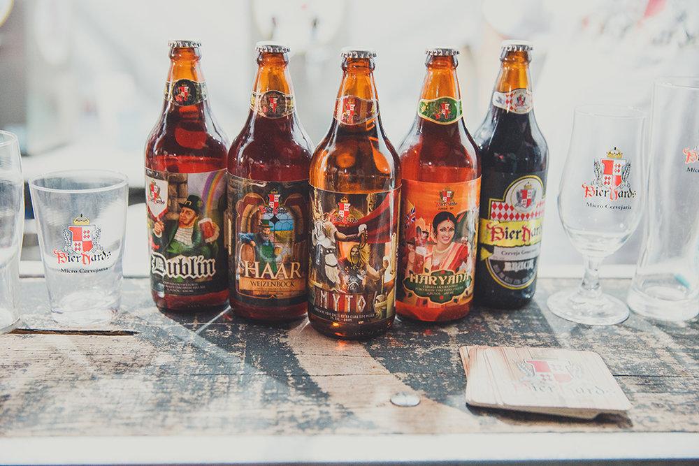 Entre as mais de 20 cervejarias participantes, está a Bier Nards (Foto:Rafael Guirro/Divulgação)