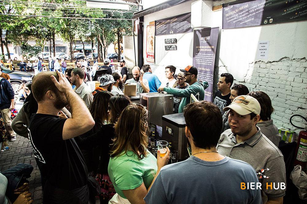 Eventos serão realizados mensalmente em cidades diferentes, com participarão de cervejeiros caseiros locais interessados em oferecer as suas criações (Foto: Divulgação)