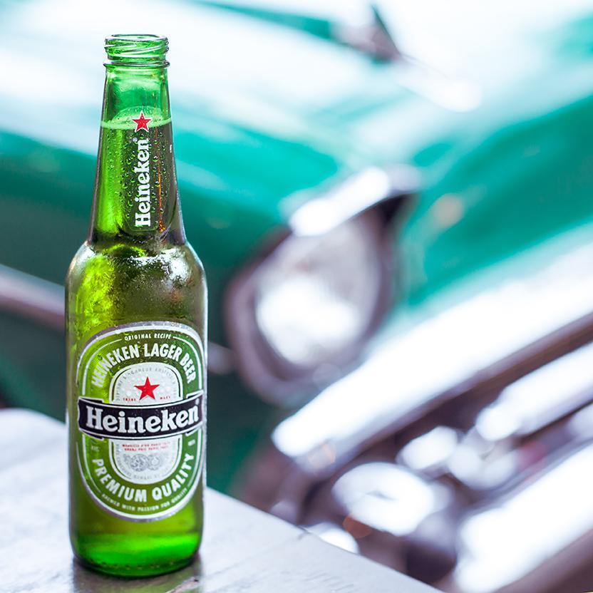 Caso a Heineken compre a Brasil Kirin, aumenta sua fatia para 20% do mercado brasileiro (Foto: Divulgação)