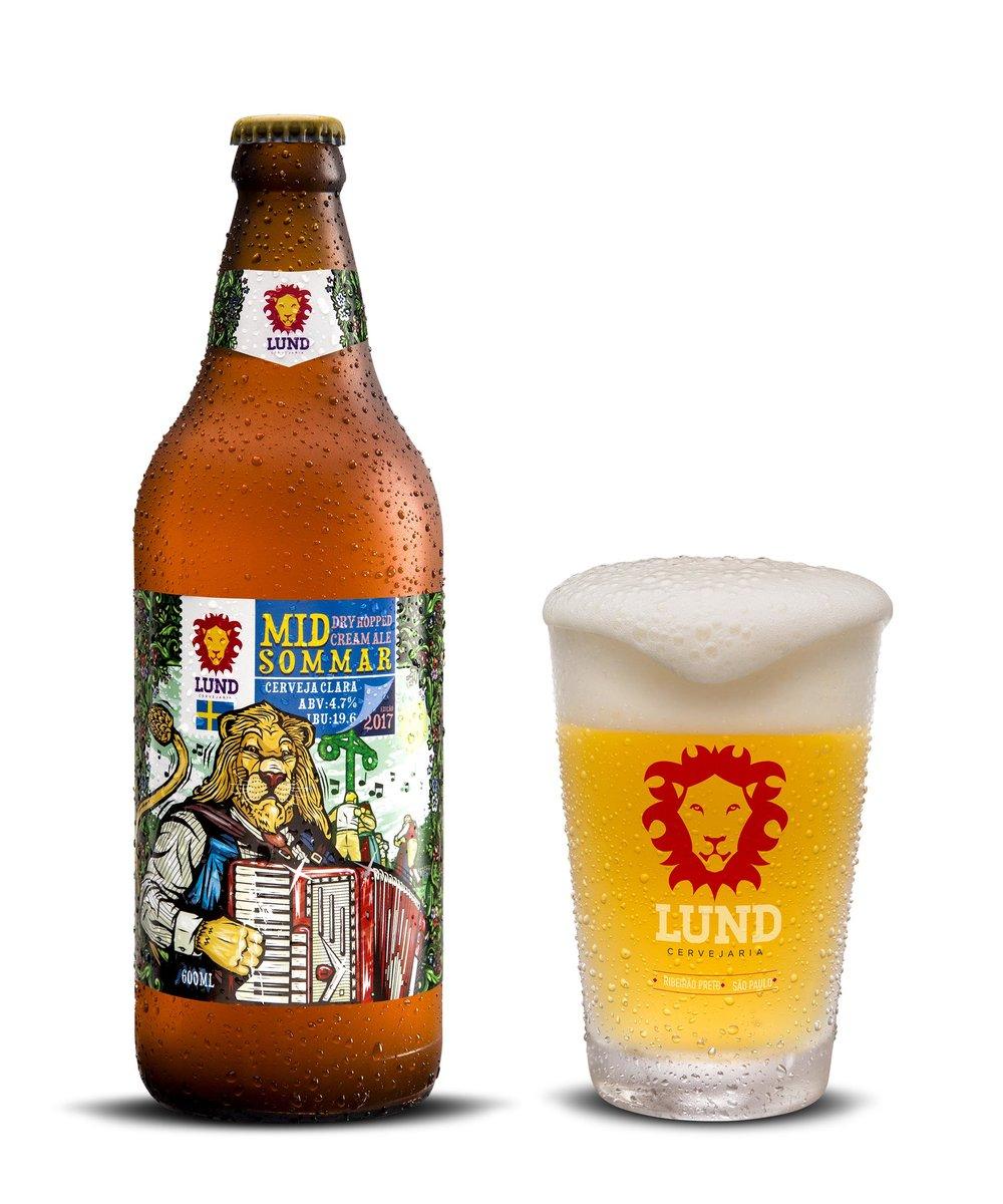 Cerveja leva dry hopping dos lúpulos Cascade e Amarillo (Foto: Divulgação)