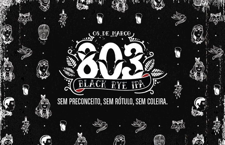 Cerveja foi eleita a melhor Black Rye IPA do Brasil no ano de 2016 no Festival Brasileiro, em Blumenau (Foto: Divulgação)