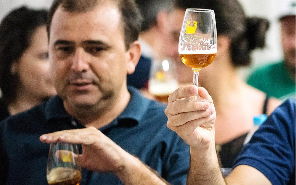 Pelo acordo,o curso de Sommelier de Cerveja a partir de 2017 será lecionado em conjunto, contando com acadêmicos de ambas as instituições, a brasileira e a chilena (Foto: Divulgação)