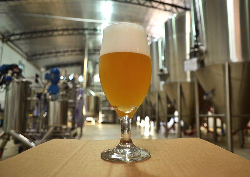 Cerveja tem 4,5% de álcool, amargor de 18 IBUs e um toque aveludado de aveia e trigo (Foto: Divulgação)