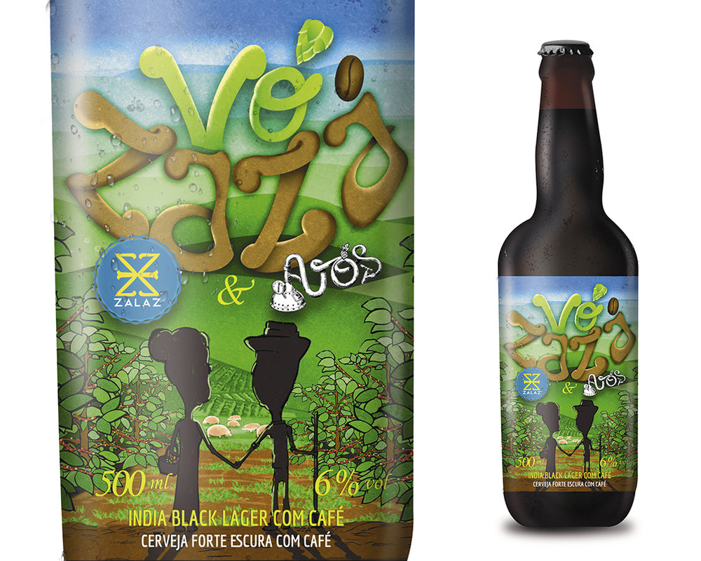 Com visual escuro, cerveja tem espuma cremosa e perolada (Foto: Divulgação)