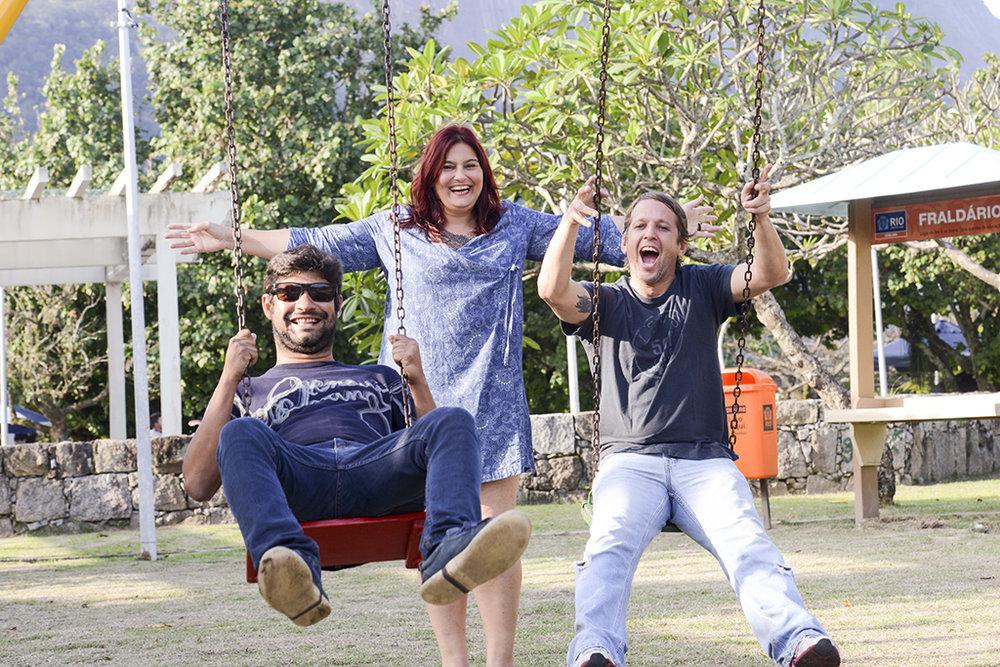 Evento criado por Alex Ribeiro, Gueta Ridzi e Luis Selva já virou tradição entre os cariocas (Foto: Divulgação)
