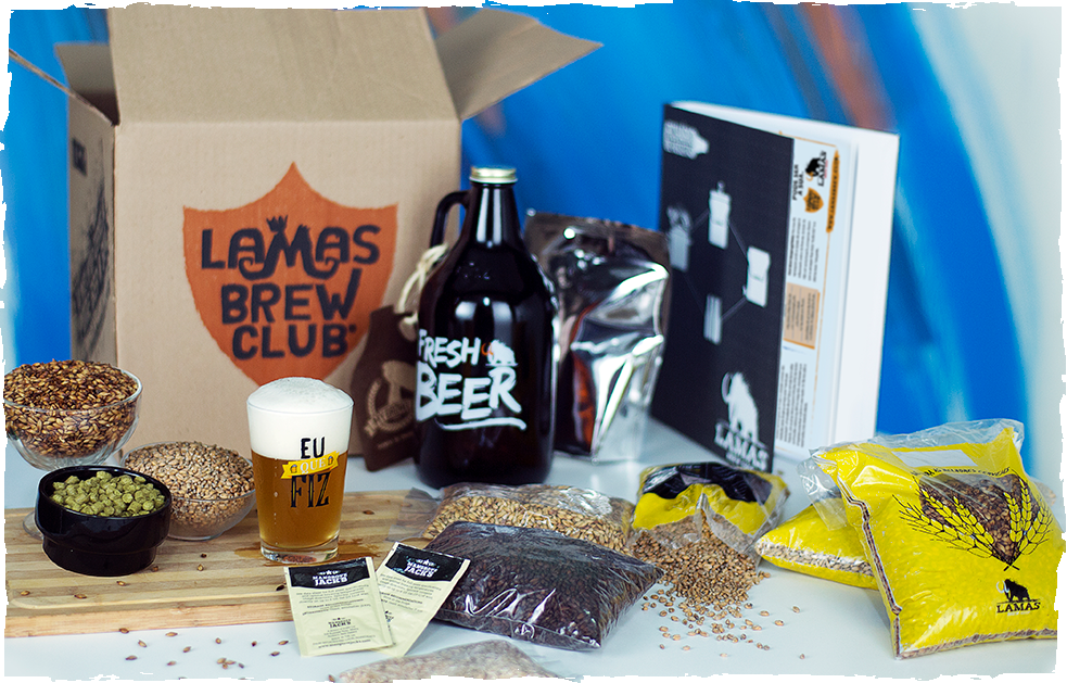 """O envio do kit é bimestral e """"sempre de uma cerveja com grau de complexidade de fabricação acima da média de mercado"""" (Foto: Divulgação)"""